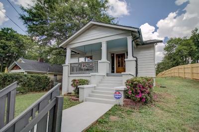 Atlanta Single Family Home For Sale: 320 Kendrick Avenue SE