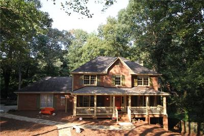 Barrow County, Forsyth County, Gwinnett County, Hall County, Newton County, Walton County Single Family Home For Sale: 4121 Cloister Place