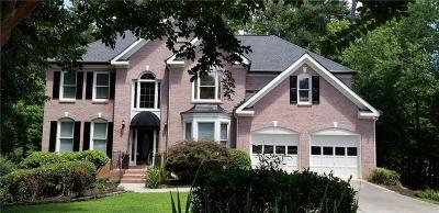 Johns Creek Single Family Home For Sale: 485 Brightmore Downs