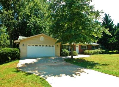 Gainesville GA Single Family Home For Sale: $319,900