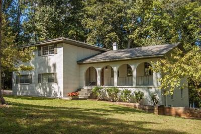 Stone Mountain Single Family Home For Sale: 4042 Seven Hills Court