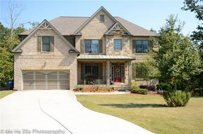 Forsyth County Single Family Home For Sale: 2040 Warm Breeze Lane
