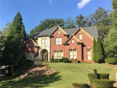 Suwanee Single Family Home For Sale: 4325 Laurel Grove Trace