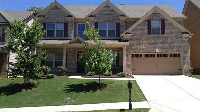Buford Single Family Home For Sale: 3563 Fallen Oak Drive