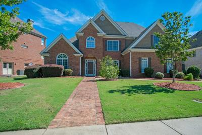 Buford Single Family Home For Sale: 3031 Stone Column Way