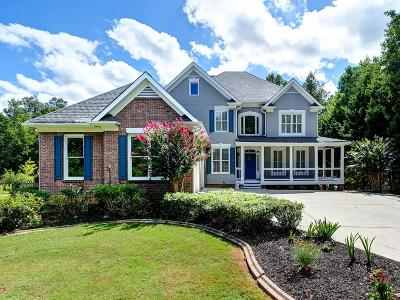 Canton GA Single Family Home For Sale: $475,000