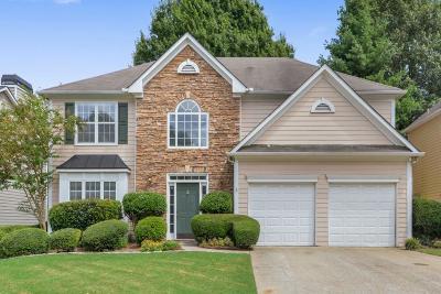Kennesaw Single Family Home For Sale: 3837 Kirkwood Run