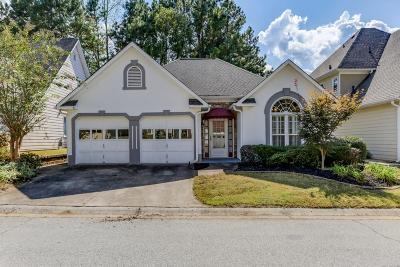 Marietta GA Single Family Home For Sale: $230,000