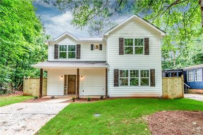 Single Family Home For Sale: 3223 McHenry Drive