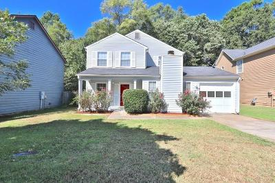 Stone Mountain Single Family Home For Sale: 419 Orchard Drive