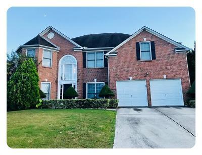 Grayson Single Family Home For Sale: 320 Brackin Trace