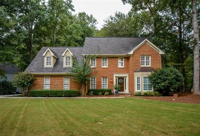 Peachtree Corners Single Family Home For Sale: 5645 Creekside Court