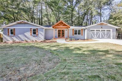 Roswell Single Family Home For Sale: 1310 N Coleman Road