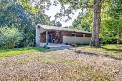 Jasper Single Family Home For Sale: 2096 Highway 136 E
