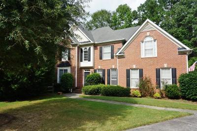 Single Family Home For Sale: 3256 Creek Trace E