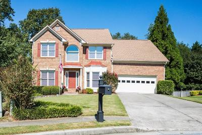 Lawrenceville Single Family Home For Sale: 868 Branch Tree Court