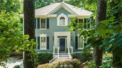 Atlanta Single Family Home For Sale: 2590 Ridgewood Terrace NW