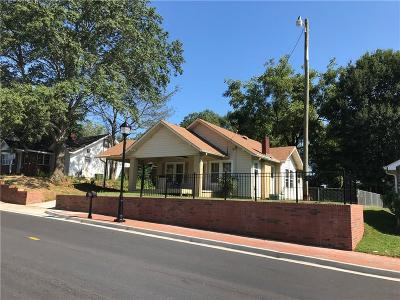 Buford Single Family Home For Sale: 4765 S Lee Street
