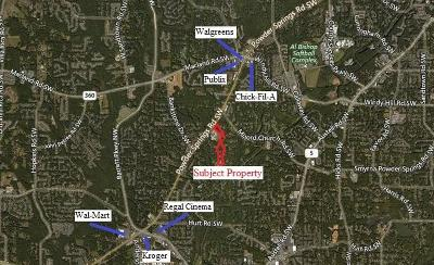 Marietta Residential Lots & Land For Sale: 1999 Powder Springs Road