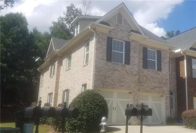 Lawrenceville Condo/Townhouse For Sale: 2386 Strand Avenue