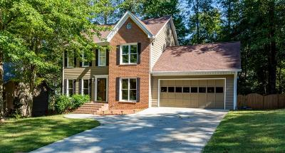 Single Family Home For Sale: 3316 Hillside Drive