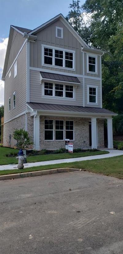 Woodstock GA Single Family Home For Sale: $384,900
