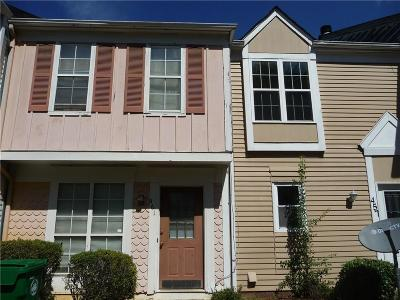 Stone Mountain Condo/Townhouse For Sale: 461 Prince Of Wales