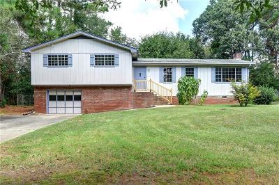 Woodstock GA Single Family Home For Sale: $214,950