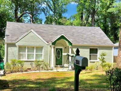 Decatur Single Family Home For Sale: 2556 Creekwood Terrace