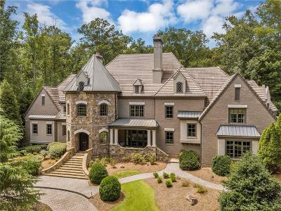 Johns Creek Single Family Home For Sale: 10850 Bell Road