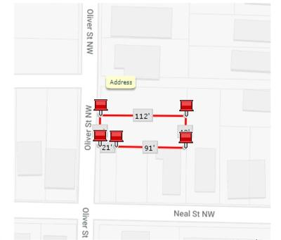Residential Lots & Land For Sale: 439 Oliver Street NW