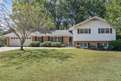 Sandy Springs Single Family Home For Sale: 5930 Garber Drive