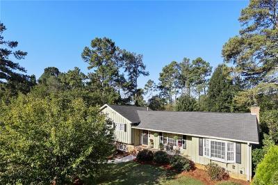 Marietta GA Single Family Home For Sale: $284,900