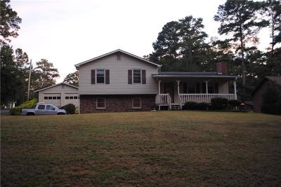 Acworth Single Family Home For Sale: 5091 McLain Drive