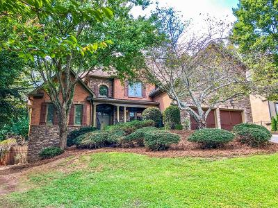 Sandy Springs Single Family Home For Sale: 5150 Falcon Chase Lane