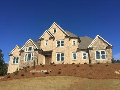 Flowery Branch Single Family Home For Sale: 4821 Deer Creek Court