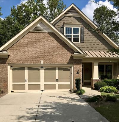 Woodstock GA Single Family Home For Sale: $364,900