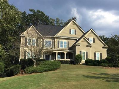 Acworth Single Family Home For Sale: 136 Westbrook Drive