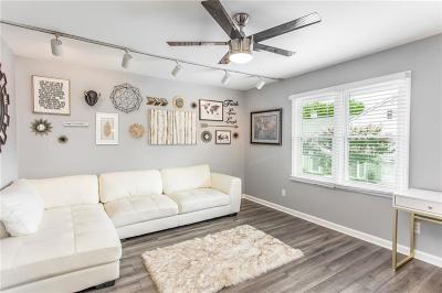 Atlanta Condo/Townhouse For Sale: 136 Peachtree Memorial Drive NW #MA-7