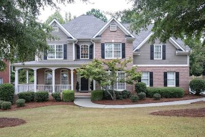 Acworth Single Family Home For Sale: 212 Bentwater Drive