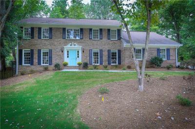 Single Family Home For Sale: 1152 Coronation Drive