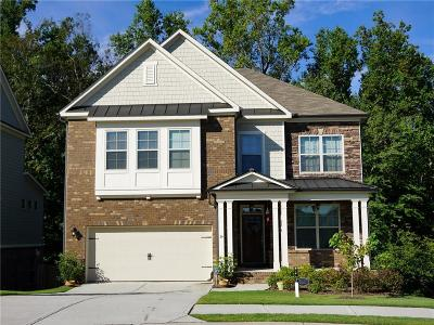 Forsyth County Single Family Home For Sale: 668 Weatherby Lane