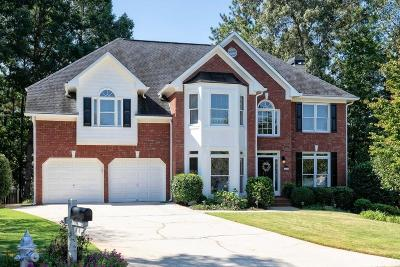 Acworth Single Family Home For Sale: 1411 Benbrooke Ridge
