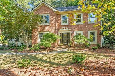 Marietta Single Family Home For Sale: 4047 Penhurst Drive