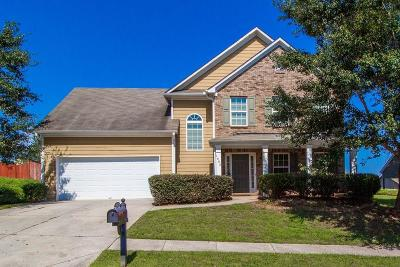 Braselton Single Family Home For Sale: 1695 Jesse Cronic Court