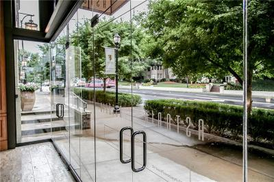 Fulton County Condo/Townhouse For Sale: 2233 Peachtree Road #605