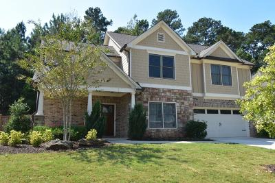 Dacula Single Family Home For Sale: 3347 Holly Glen Drive