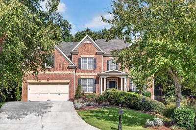 Roswell Single Family Home For Sale: 4571 Brigade Court