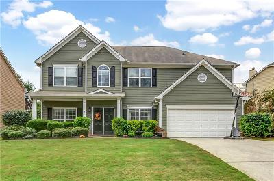 Forsyth County Single Family Home For Sale: 1535 Hidden Creek Point