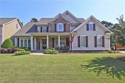 Dacula Single Family Home For Sale: 4211 Lantern Hill Drive